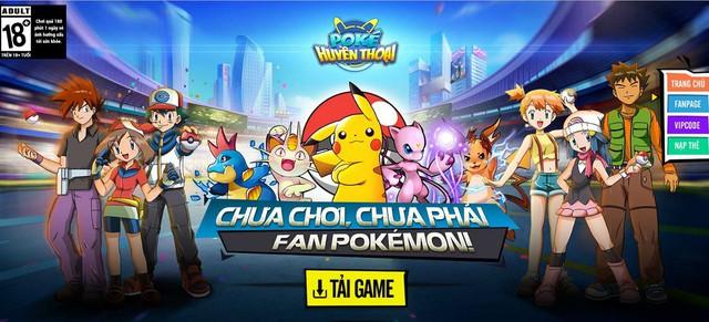 Poke Huyền Thoại: Đếm ngược 10 ngày trước ra mắt, bạn đã chọn được Pokemon mà mình yêu thích nhất hay chưa? - Ảnh 1.