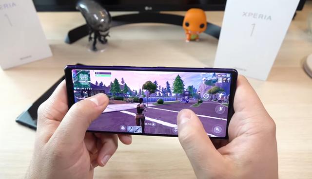 Thử chơi game trên màn hình siêu dài 21:9 của Sony Xperia 1 - Ảnh 1.