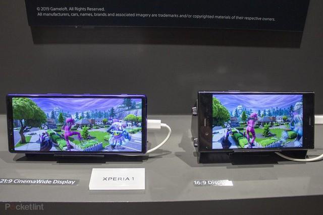 Thử chơi game trên màn hình siêu dài 21:9 của Sony Xperia 1 - Ảnh 3.