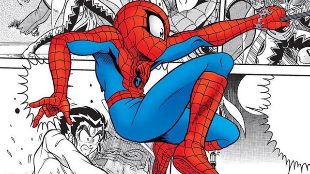 5 phiên bản Người Nhện đến từ Nhật Bản trong Spider-Man: Into the Spider-Verse - Ảnh 4.