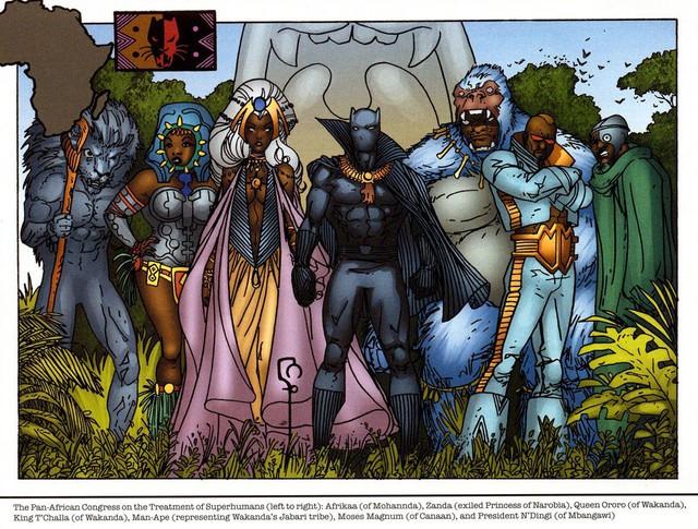 10 điều nên biết về Black Panther 2: Ai cũng háo hức mong đợi số 4 vì đã được nhá hàng trong ENDGAME - Ảnh 15.