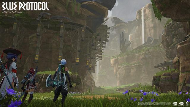 Game nhập vai bom tấn Blue Protocol rục rịch mở cửa, khoe đồ họa như anime đẹp ngất ngây - Ảnh 2.