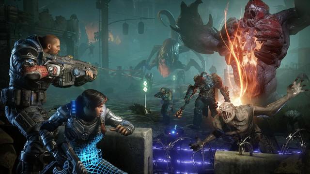 Lộ diện cấu hình Gears of War 5: Muốn chơi đẹp nhất phải sắm 16GB Ram - Ảnh 1.