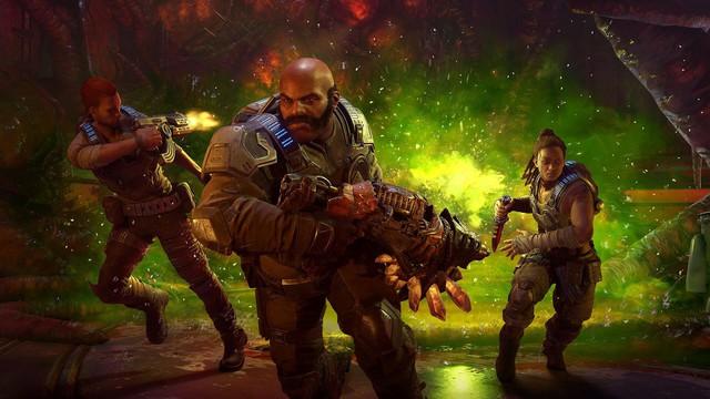 Lộ diện cấu hình Gears of War 5: Muốn chơi đẹp nhất phải sắm 16GB Ram - Ảnh 2.