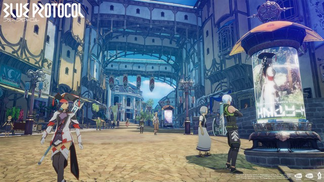 Game nhập vai bom tấn Blue Protocol rục rịch mở cửa, khoe đồ họa như anime đẹp ngất ngây - Ảnh 5.