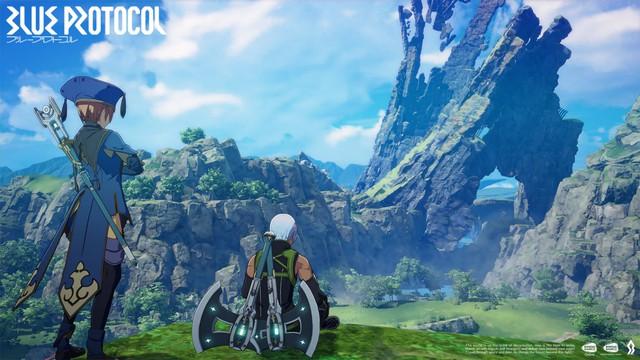 Game nhập vai bom tấn Blue Protocol rục rịch mở cửa, khoe đồ họa như anime đẹp ngất ngây - Ảnh 3.