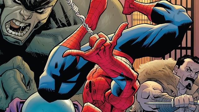 Bí ẩn ghê rợn về biểu tượng ngón tay quỷ Satan và thuyết âm mưu sự ảnh hưởng đến Spider Man - Ảnh 10.