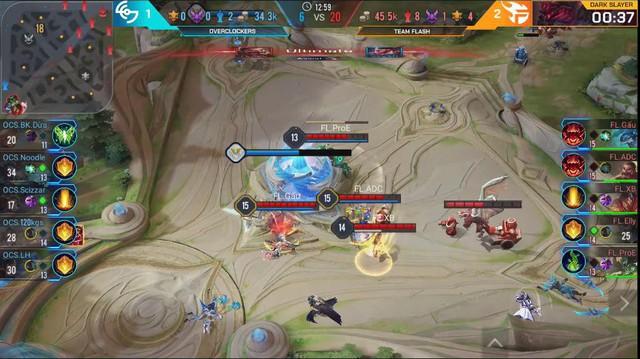 Liên Quân Mobile: Vỗ béo ADC, Team Flash hóa thành cỗ máy chiến thắng khiến giải đấu trở nên nhàm chán - Ảnh 1.