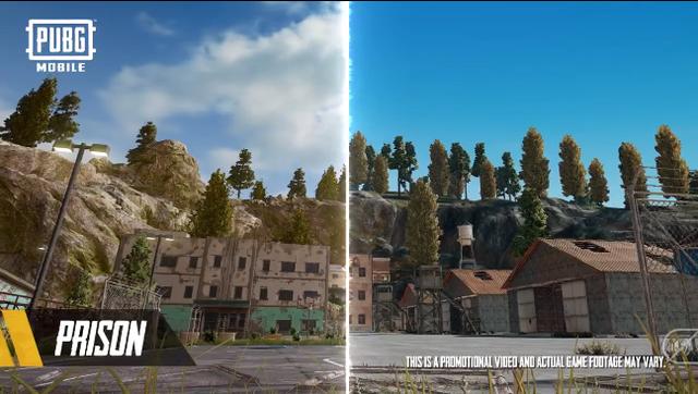 Chiều lòng game thủ, PUBG Mobile chăm chút sửa lại bản đồ Erangel đẹp ngỡ ngàng - Ảnh 3.