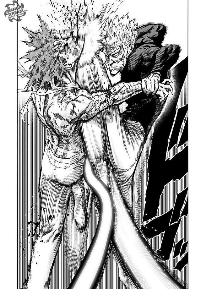 One Punch Man: Liệu Garou đã vượt mặt được sư phụ Bang hay chưa? - Ảnh 3.