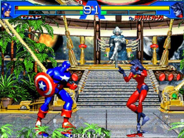 Những trò chơi bị đánh giá là cú lừa tồi tệ nhất từng được ra mắt của Marvel (phần 2) - Ảnh 2.