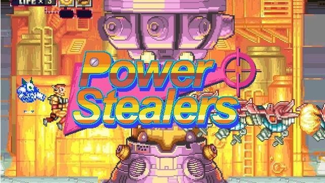 Power Stealers - Game Contra phiên bản đẹp mắt mới mở cửa thử nghiệm - Ảnh 1.