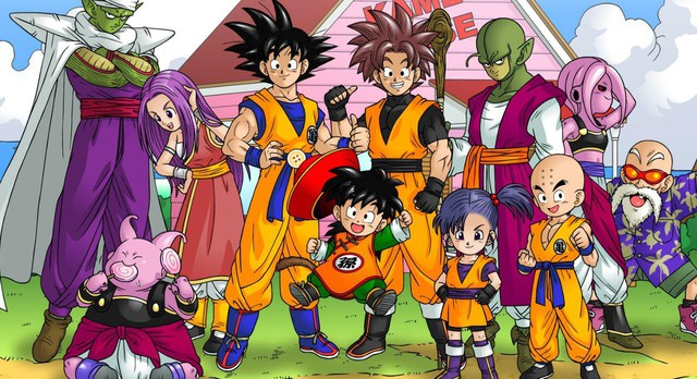 Xuất hiện tựa game Dragon Ball: Legend of Time and Space, chắc chắn là fan Bảy viên ngọc rồng phải chơi - Ảnh 1.