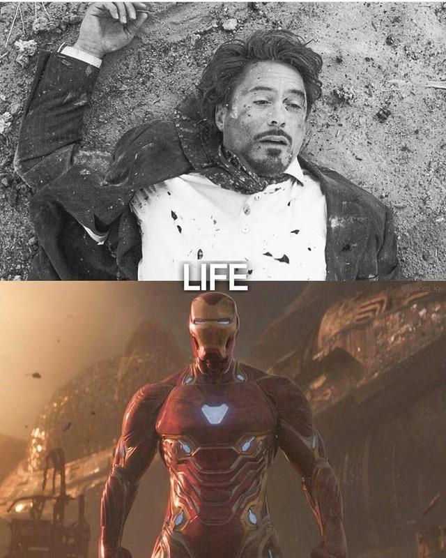 Quá khứ thê thảm của Iron Man và đồng đội trước khi trở thành siêu anh hùng - Ảnh 1.