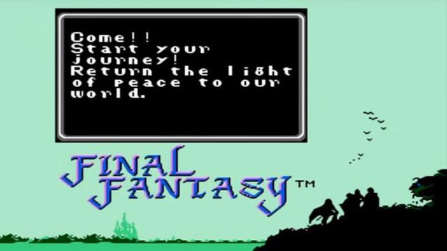 Những sự thật mà có thể nhiều người chưa biết tới về tựa game kinh điển Final Fantasy - Ảnh 1.