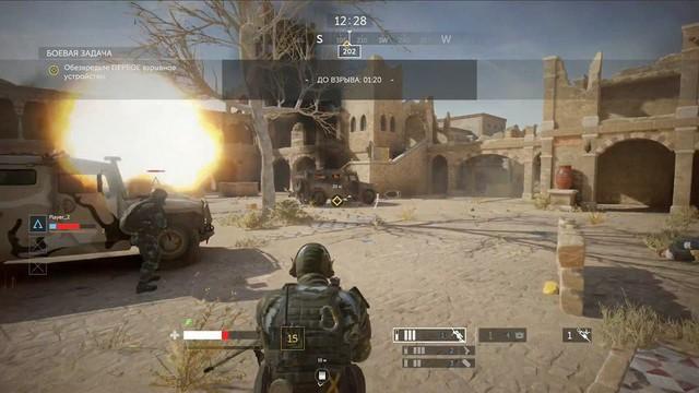 Xuất hiện game bắn súng miễn phí cực kỳ hoành tráng, mang tên Caliber - Ảnh 2.