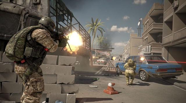 Xuất hiện game bắn súng miễn phí cực kỳ hoành tráng, mang tên Caliber - Ảnh 3.