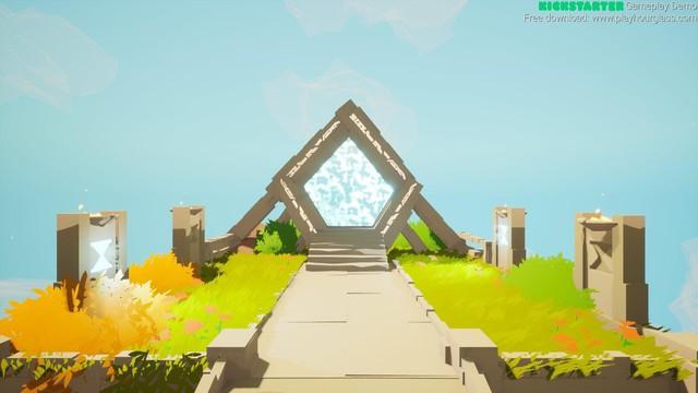 Xuất hiện tựa game hack não Hourglass, khám phá Ai Cập cổ đại - Ảnh 2.