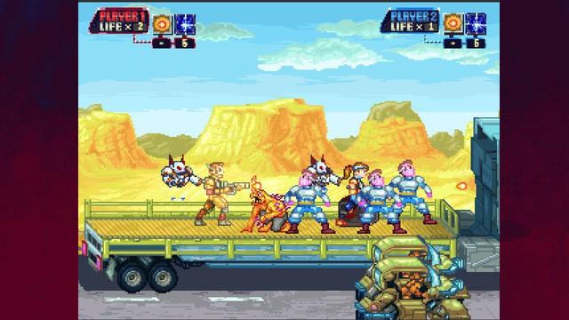 Power Stealers - Game Contra phiên bản đẹp mắt mới mở cửa thử nghiệm - Ảnh 2.