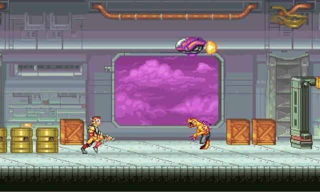 Power Stealers - Game Contra phiên bản đẹp mắt mới mở cửa thử nghiệm - Ảnh 3.