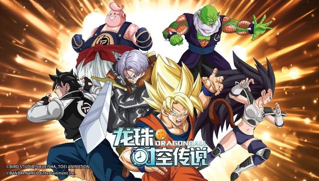 Xuất hiện tựa game Dragon Ball: Legend of Time and Space, chắc chắn là fan Bảy viên ngọc rồng phải chơi - Ảnh 3.