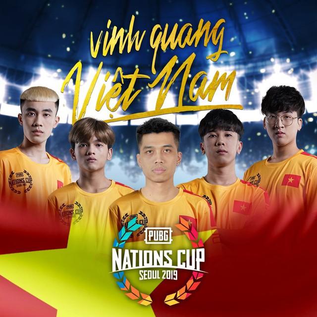 Việt Nam xếp hạng chung cuộc trên cả Trung Quốc lẫn Thái Lan tại PUBG Nations Cup 2019 - Ảnh 1.