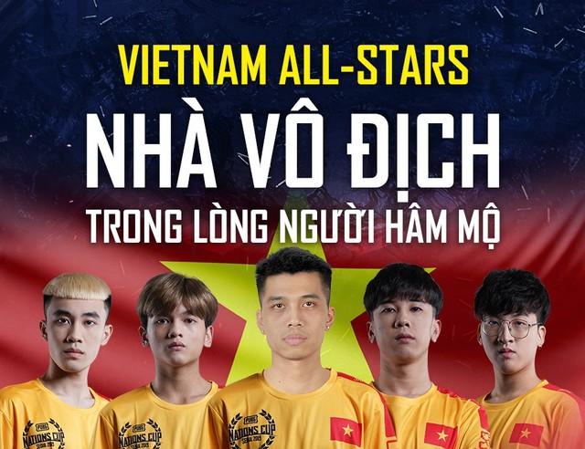Việt Nam xếp hạng chung cuộc trên cả Trung Quốc lẫn Thái Lan tại PUBG Nations Cup 2019 - Ảnh 3.