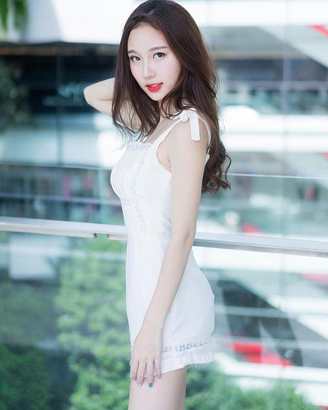 Cận cảnh nhan sắc thần tiên tỷ tỷ của hotgirl hoàn hảo nhất Đông Nam Á, ngại làm người mẫu vì bận học - Ảnh 5.