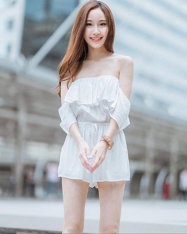 Cận cảnh nhan sắc thần tiên tỷ tỷ của hotgirl hoàn hảo nhất Đông Nam Á, ngại làm người mẫu vì bận học - Ảnh 6.