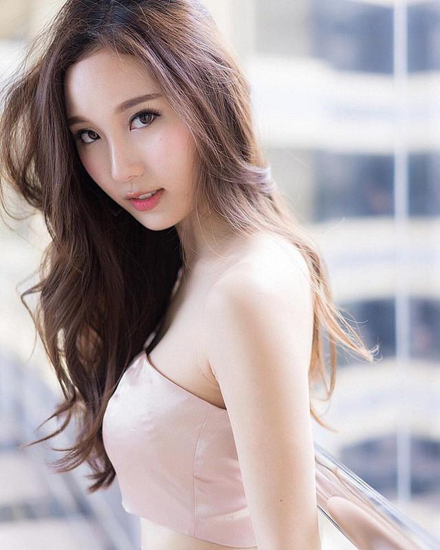 Cận cảnh nhan sắc thần tiên tỷ tỷ của hotgirl hoàn hảo nhất Đông Nam Á, ngại làm người mẫu vì bận học - Ảnh 2.