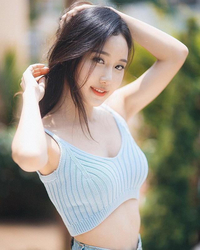 Cận cảnh nhan sắc thần tiên tỷ tỷ của hotgirl hoàn hảo nhất Đông Nam Á, ngại làm người mẫu vì bận học - Ảnh 8.