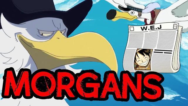 One Piece: Lý do gì khiến Morgans luôn phải giấu đi khuôn mặt thật của mình? - Ảnh 1.
