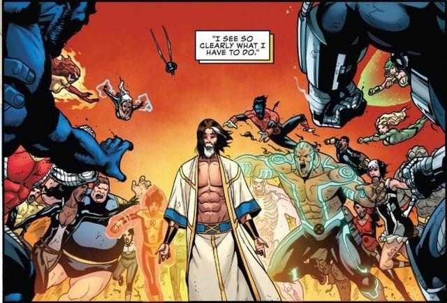 6 dị nhân sở hữu sức mạnh nhất nhì vũ trụ Marvel nhưng không được đưa vào bảng xếp hạng Omega - Ảnh 13.