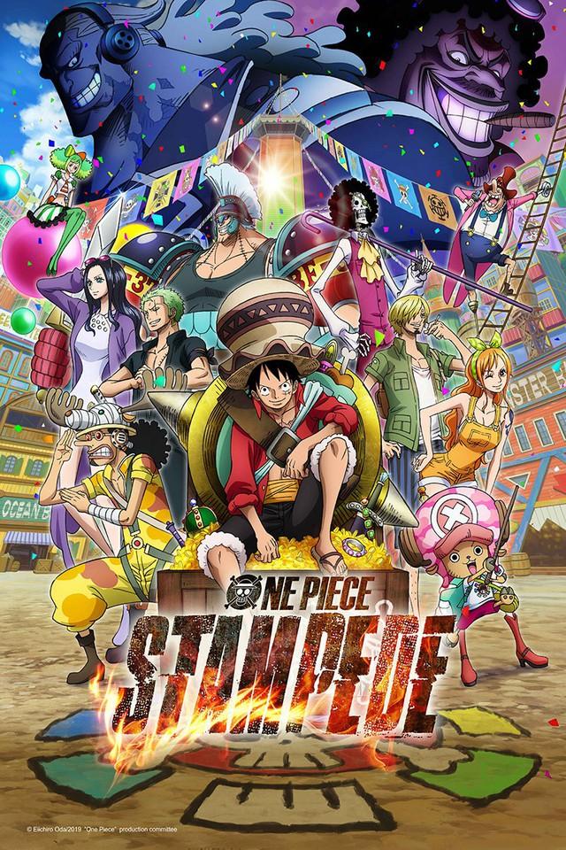 Hé lộ hình dáng và sức mạnh đáng gờm của 2 trái ác quỷ mới xuất hiện trong Movie One Piece Stampede - Ảnh 1.