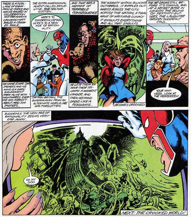 6 dị nhân sở hữu sức mạnh nhất nhì vũ trụ Marvel nhưng không được đưa vào bảng xếp hạng Omega - Ảnh 2.