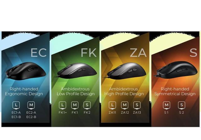 BenQ ZOWIE S Series - vũ khí hạng nặng mới dành cho game thủ - Ảnh 2.