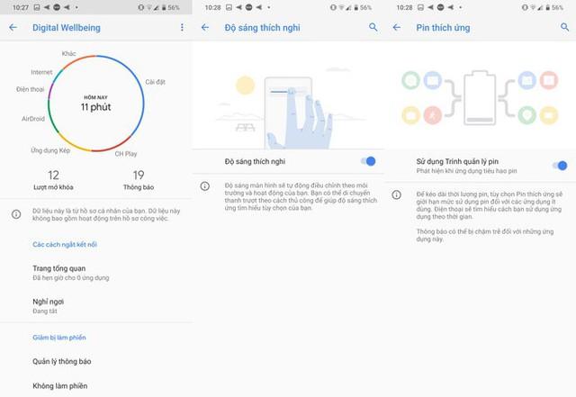 Những điểm mới trên VOS 2.0 của Vsmart: Android 9, icon mới, thao tác cử chỉ, sao lưu dữ liệu bằng VinID - Ảnh 2.