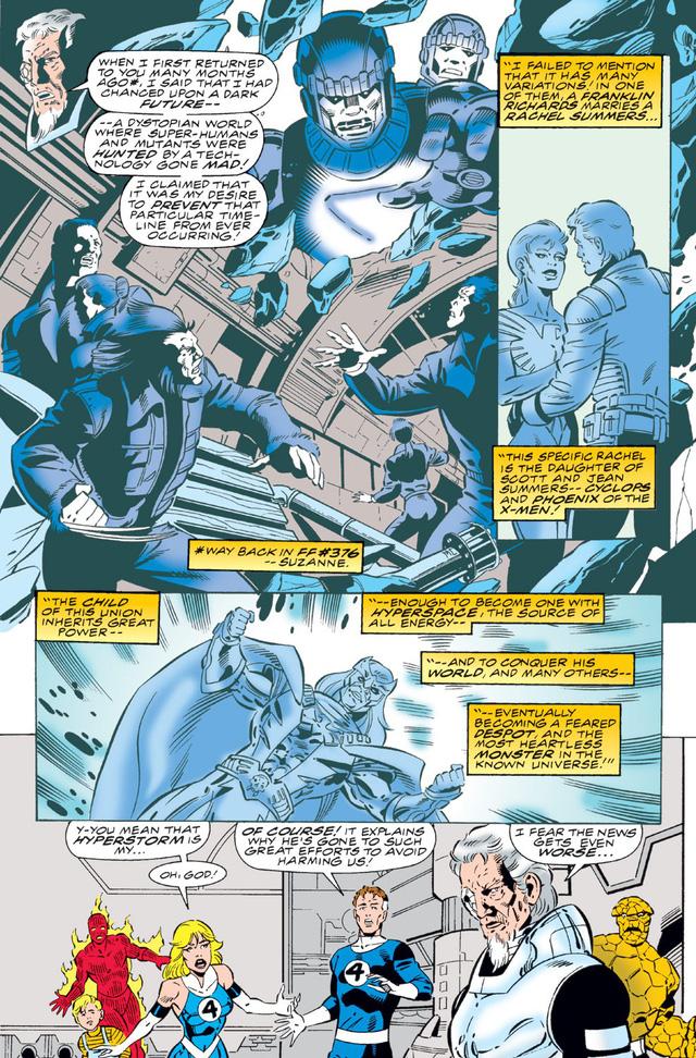 6 dị nhân sở hữu sức mạnh nhất nhì vũ trụ Marvel nhưng không được đưa vào bảng xếp hạng Omega - Ảnh 10.