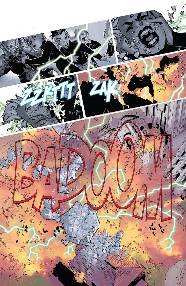 6 dị nhân sở hữu sức mạnh nhất nhì vũ trụ Marvel nhưng không được đưa vào bảng xếp hạng Omega - Ảnh 9.