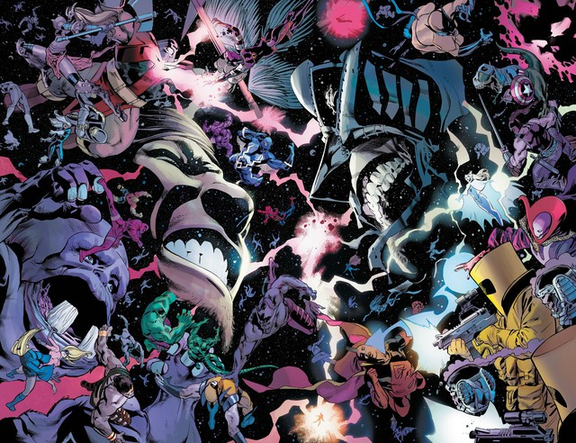 6 dị nhân sở hữu sức mạnh nhất nhì vũ trụ Marvel nhưng không được đưa vào bảng xếp hạng Omega - Ảnh 7.