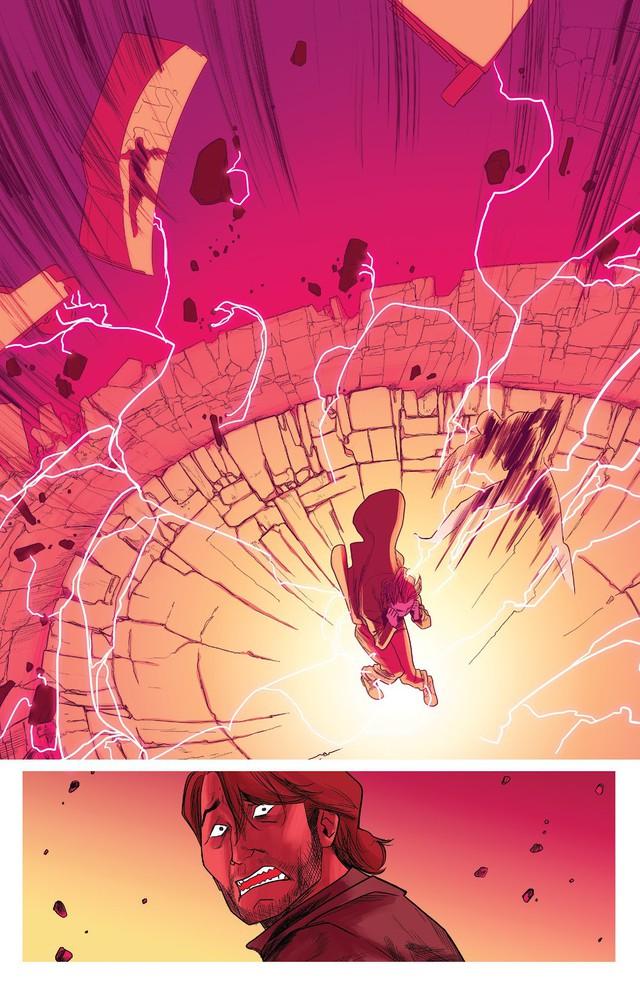 6 dị nhân sở hữu sức mạnh nhất nhì vũ trụ Marvel nhưng không được đưa vào bảng xếp hạng Omega - Ảnh 8.