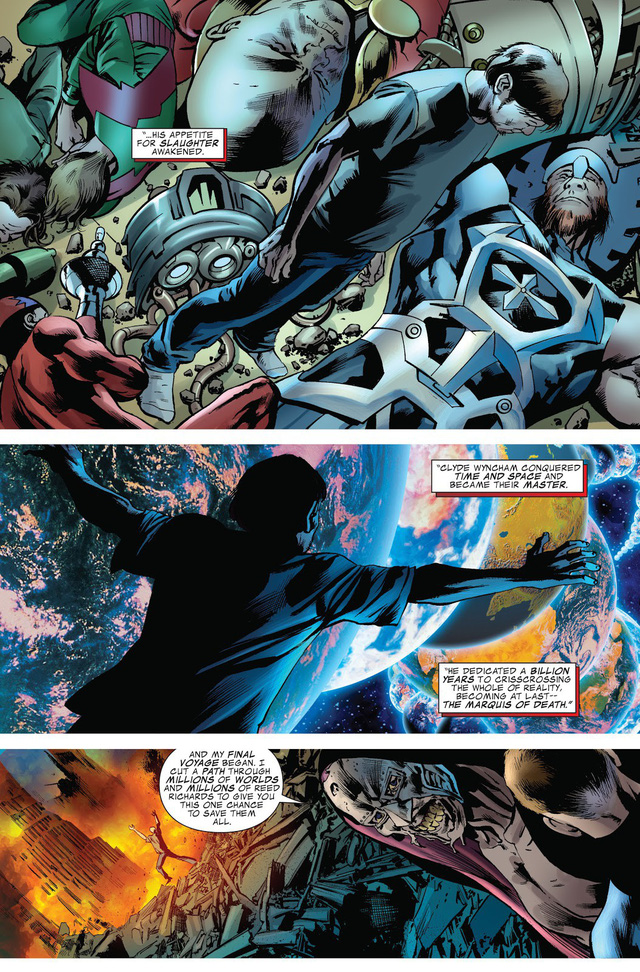 6 dị nhân sở hữu sức mạnh nhất nhì vũ trụ Marvel nhưng không được đưa vào bảng xếp hạng Omega - Ảnh 6.