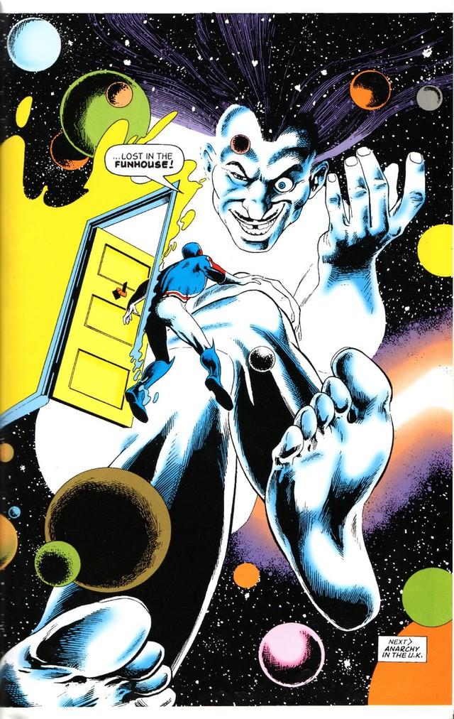 6 dị nhân sở hữu sức mạnh nhất nhì vũ trụ Marvel nhưng không được đưa vào bảng xếp hạng Omega - Ảnh 3.