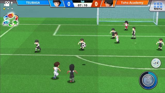 Game mobile bóng đá Captain Tsubasa ZERO: Miracle Shot tiến hành mở đăng ký - Ảnh 3.