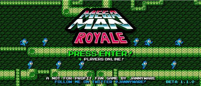 Trở về tuổi thơ với Mega Man Royale, phiên bản mới này sẽ mang tính sinh tồn siêu thú vị - Ảnh 1.