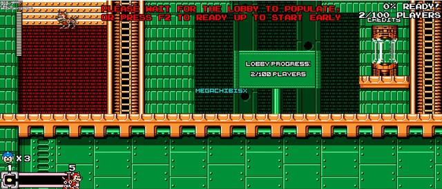Trở về tuổi thơ với Mega Man Royale, phiên bản mới này sẽ mang tính sinh tồn siêu thú vị - Ảnh 2.