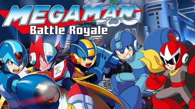 Trở về tuổi thơ với Mega Man Royale, phiên bản mới này sẽ mang tính sinh tồn siêu thú vị - Ảnh 3.