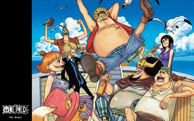 4 nhân vật sở hữu Haki Gió Vương siêu bá đạo trong One Piece, chỉ cần một câu nói cũng khiến vận đổi sao dời - Ảnh 1.