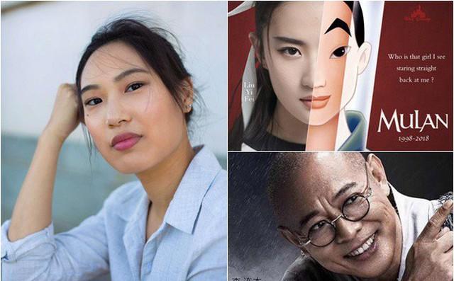 Hóa ra chị gái Hoa Mộc Lan trong teaser Mulan 2020 của Lưu Diệc Phi là nữ diễn viên gốc Việt - Ảnh 1.