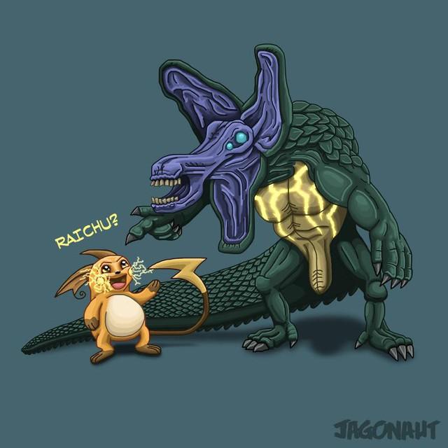 4 loài Pokemon được lấy cảm hứng từ truyền thuyết Nhật Bản - Ảnh 3.